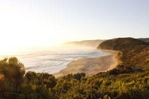 Johanna beach, on the Great Ocean Road